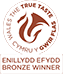 Taste of Wales - Bronze Winner